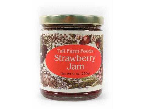 Tait Farm Strawberry Jam