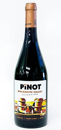 The Pinot Willamette Valley Situation Pinot Noir