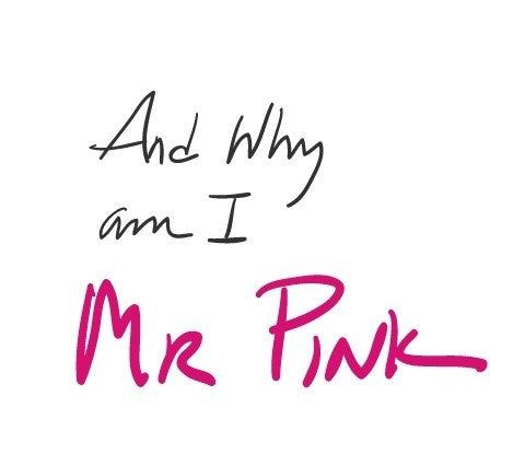 Underground Wine Project: Mr Pink Rose
