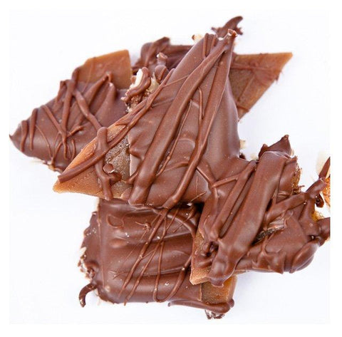 Scamps Milk Chocolate Toffee (4oz)