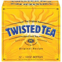 Twisted Tea 12 Pk Bottles