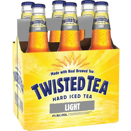 Twisted Tea Light 6Pk
