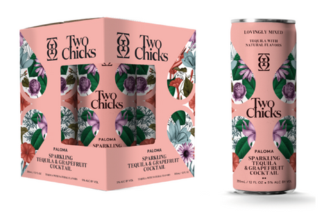 Two Chicks Paloma 4pk
