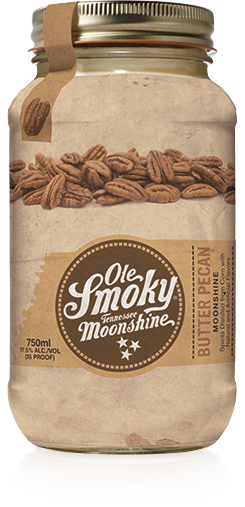 Ole Smoky Tennessee Moonshine BUTTER PECAN