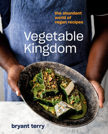 Vegetable Kingdom Vegan Cookbook