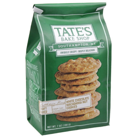 Tate's White Chocolate Macadamia Nut Cookies