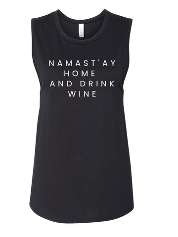 Namastay Home Drink Wine Tank