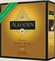 Almaden Mountain Rhine 5 Ltr Box