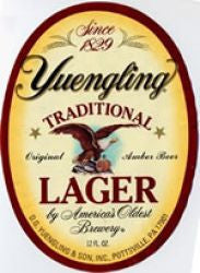 Yuengling Lager Loose Cans