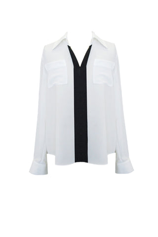 Staple Chiffon Shirt