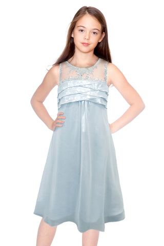 Soft Elegance Silky Dress