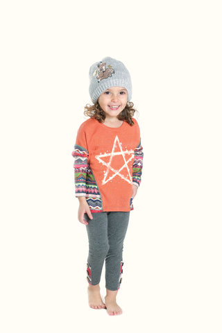 Twinkle Little Tribal Star Two Piece Set