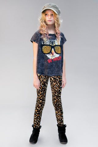 Wild Cheetah Print Leggings