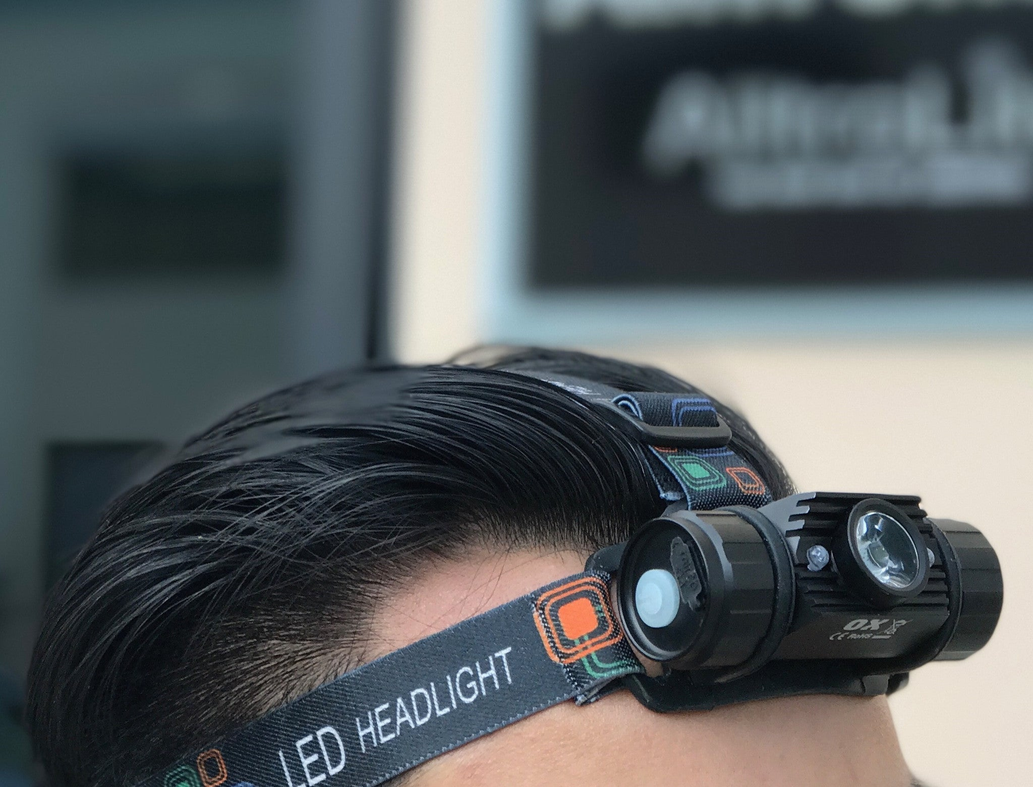 OX Tactical Headlamp