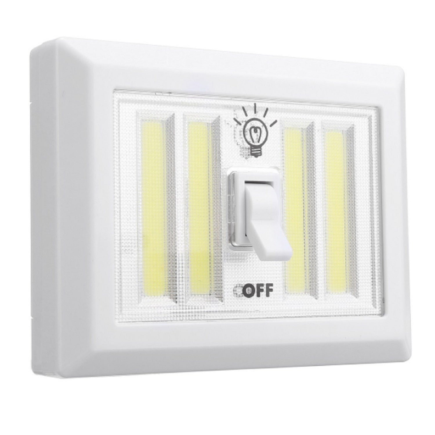 Multi-Purpose COB LED Light-Switch (3 Pack)