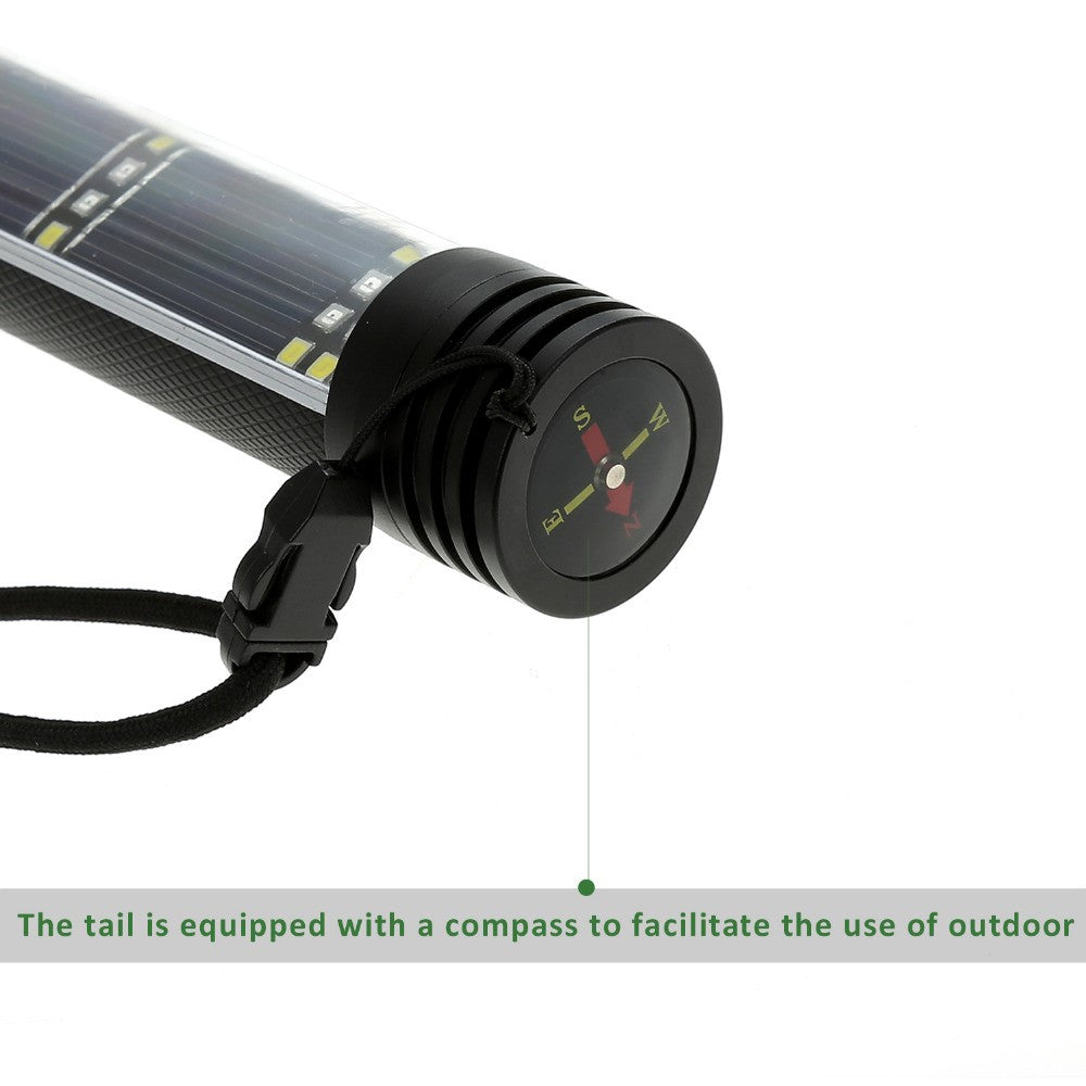 Lifesaver 2 - Multi-functional Emergency COB LED Safety Tool Flashlight
