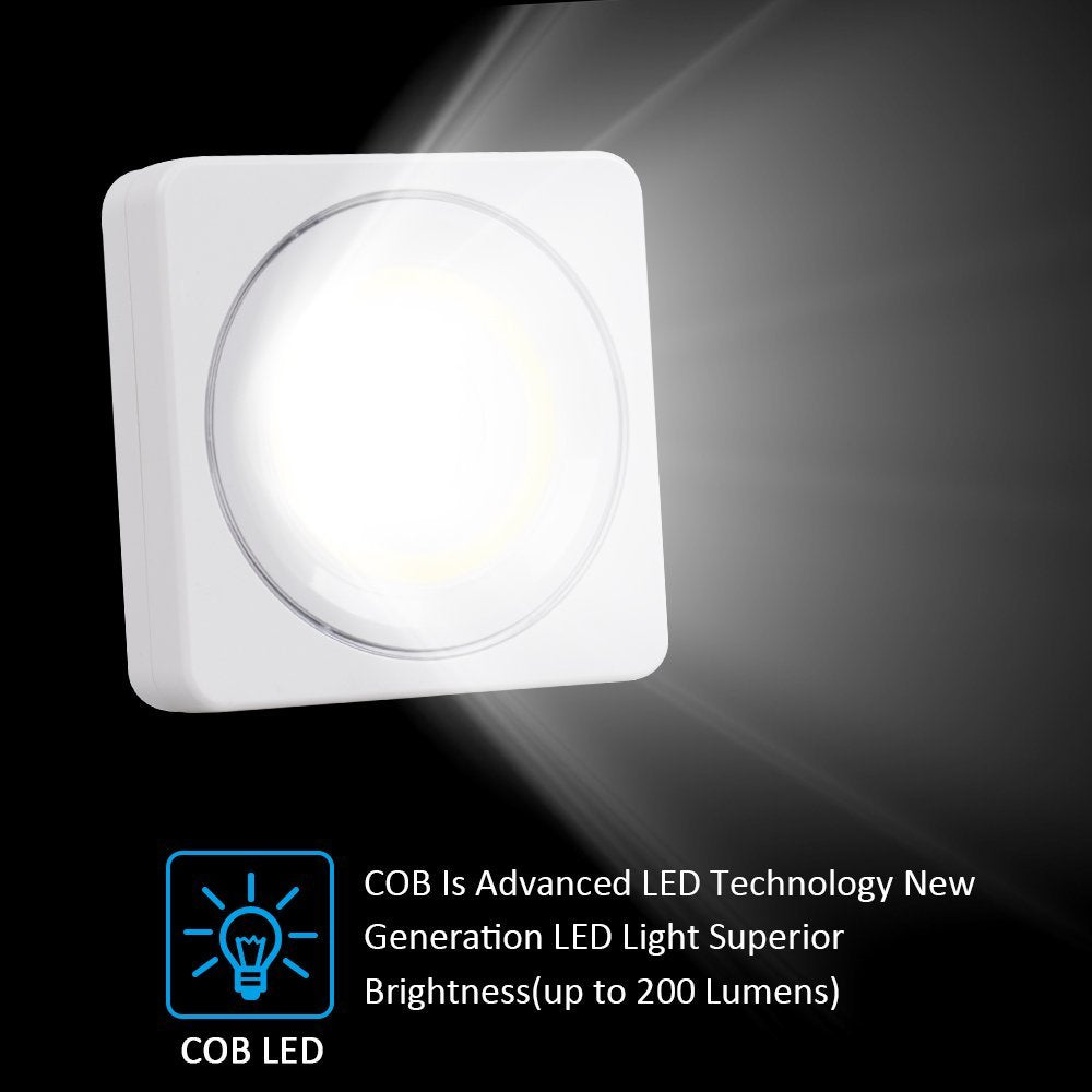 Tab Light COB LED Light Switch - alltrolite