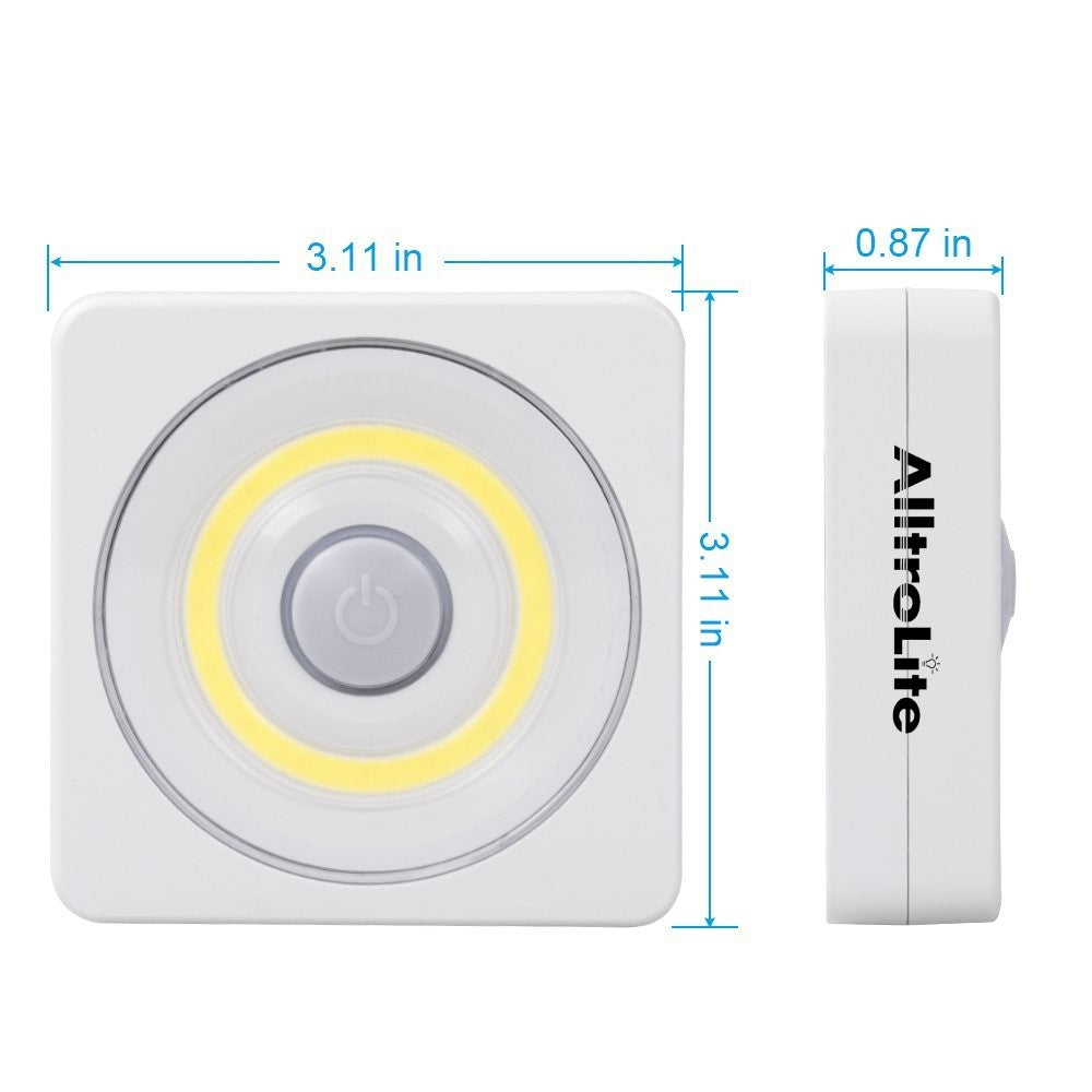 Tab Light COB LED Light Switch
