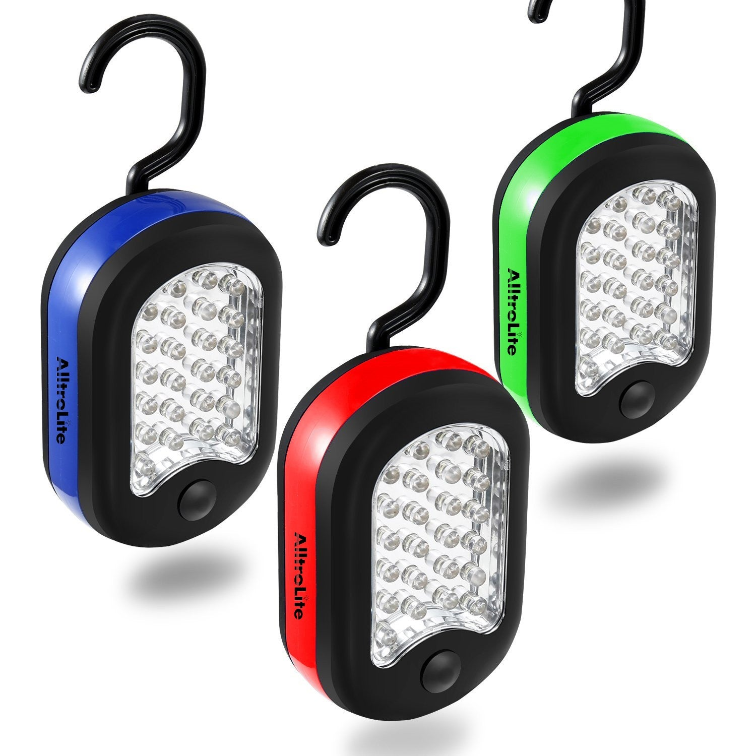 27 LED Compact Work Light Magnetic Flashlight - alltrolite