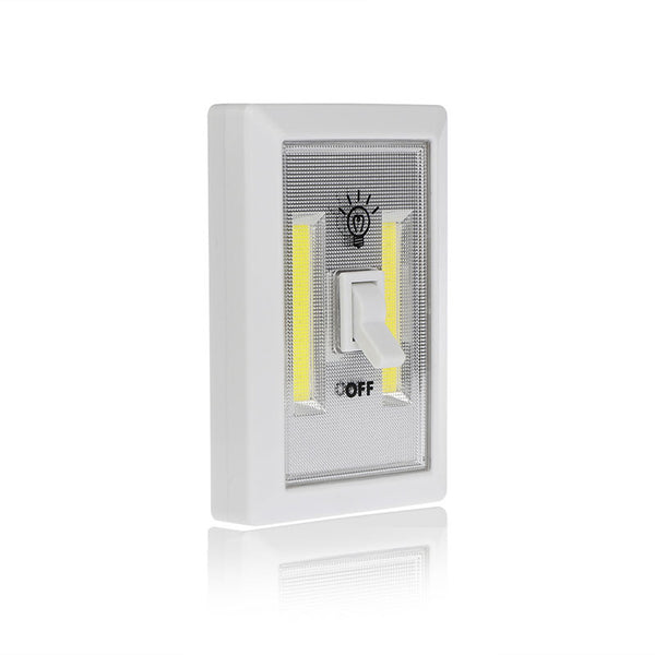 Multi-Purpose COB LED Light-Switch (3 Pack) - alltrolite