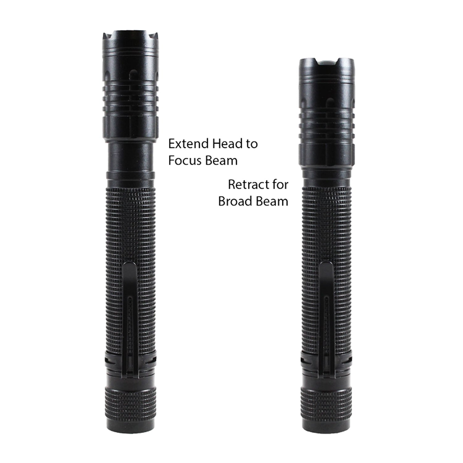 DK10 300 Lumens Tactical LED Flashlight - alltrolite