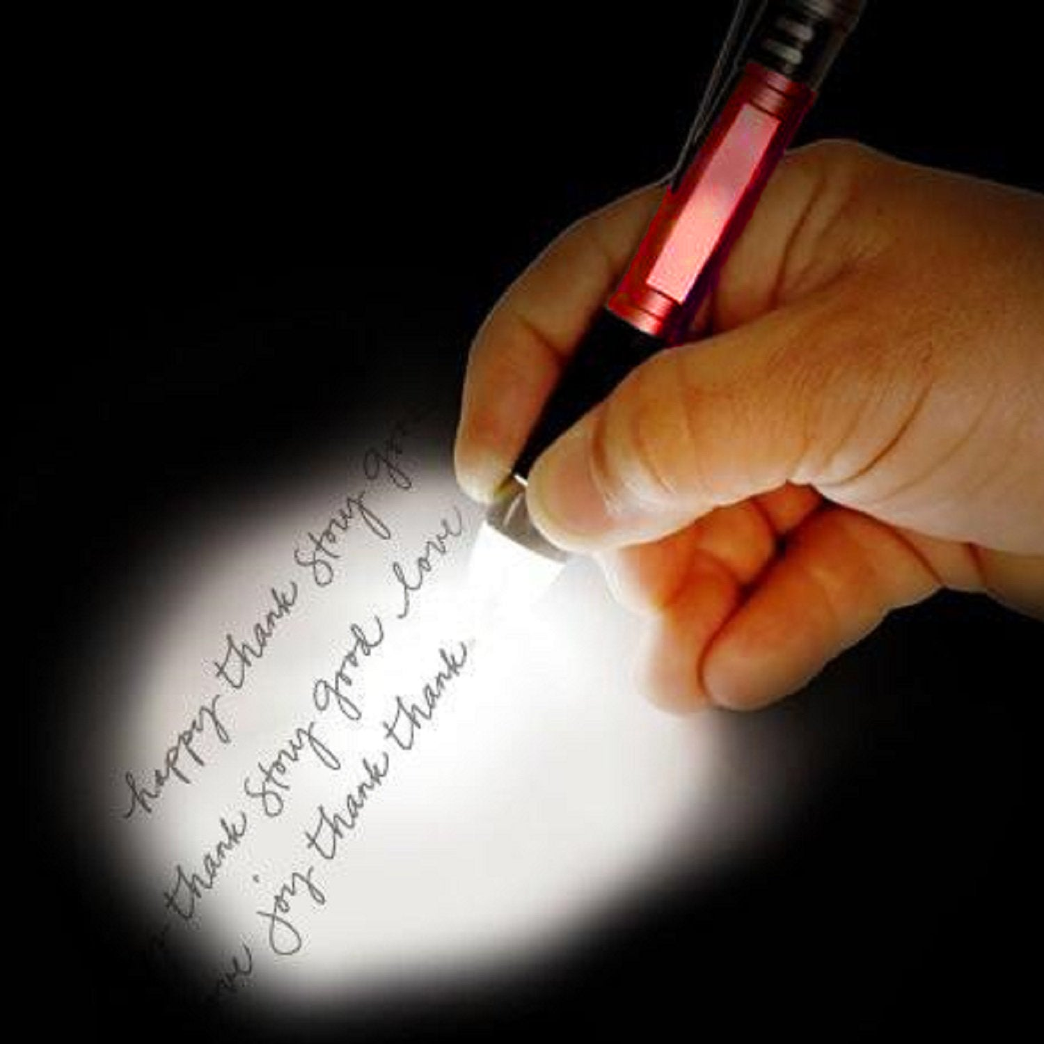LED Stylus Pen Light Night Writer - alltrolite