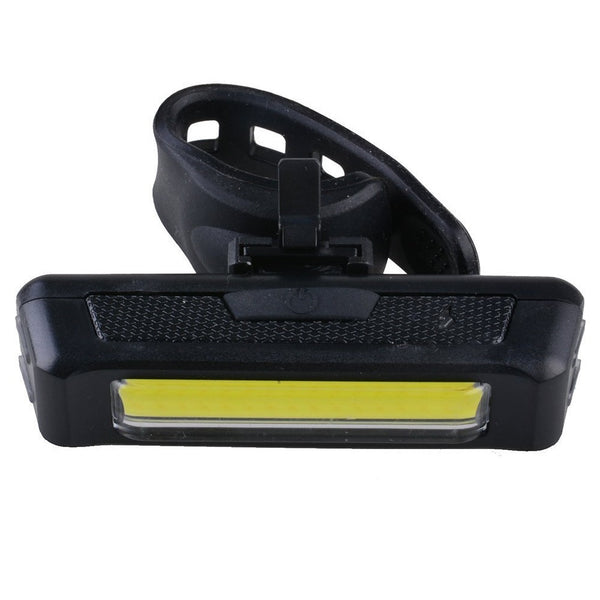 USB Rechargeable Carbon LED Bike Tail Light