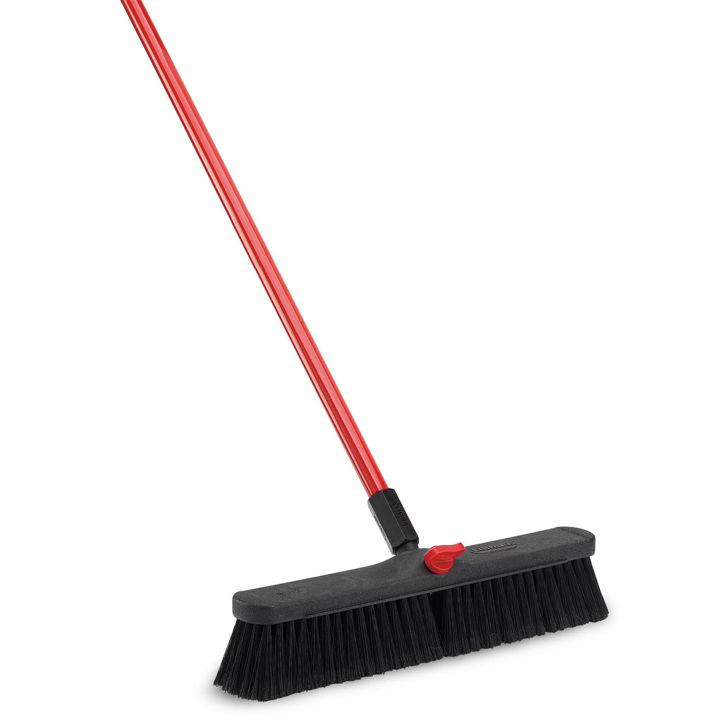 "18"" Smooth Surface Push Broom"
