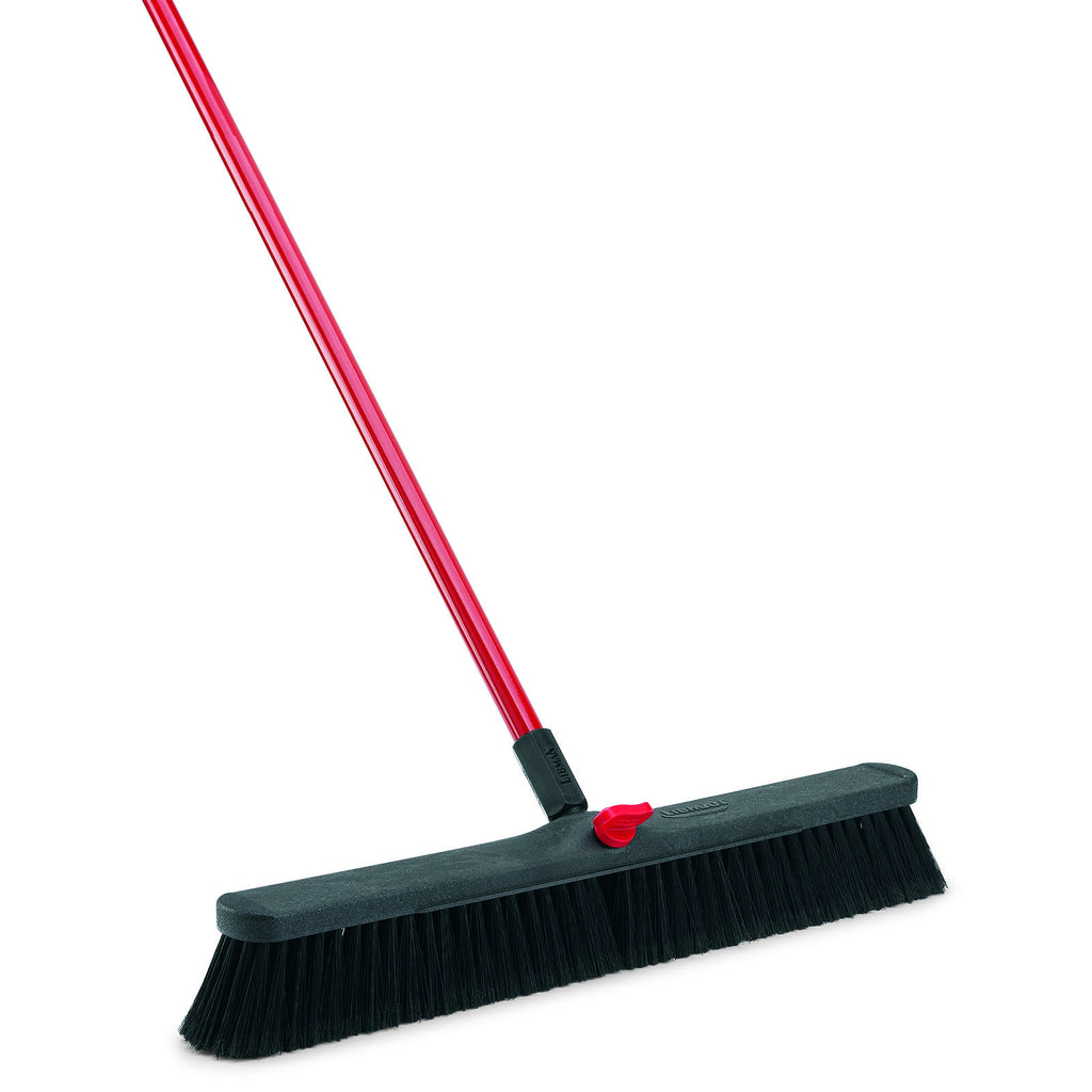 "24"" Smooth Surface Push Broom"