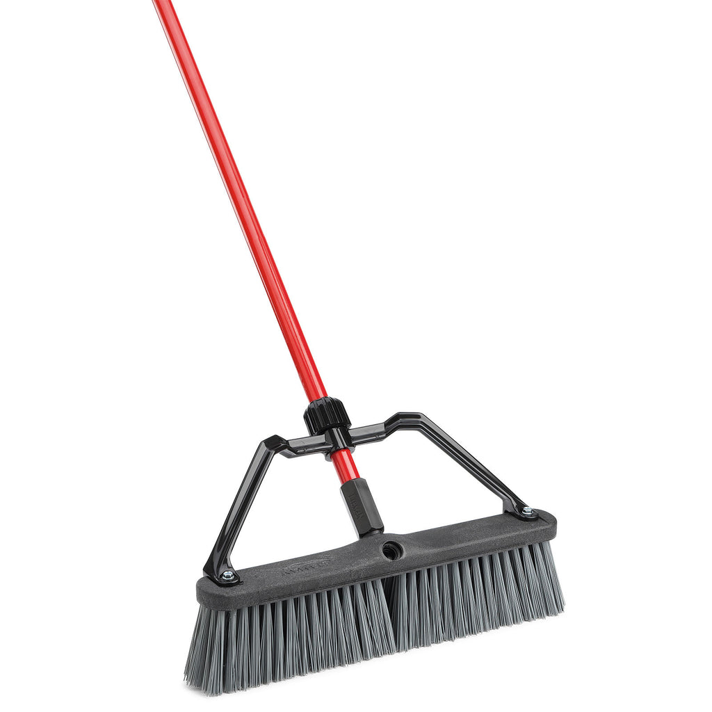 "18"" Rough Surface Heavy Duty Push Broom"