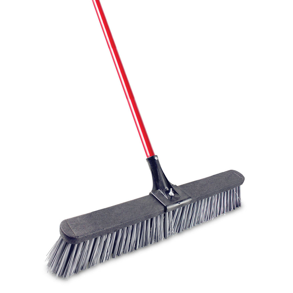 "24"" Rough Surface Push Broom"