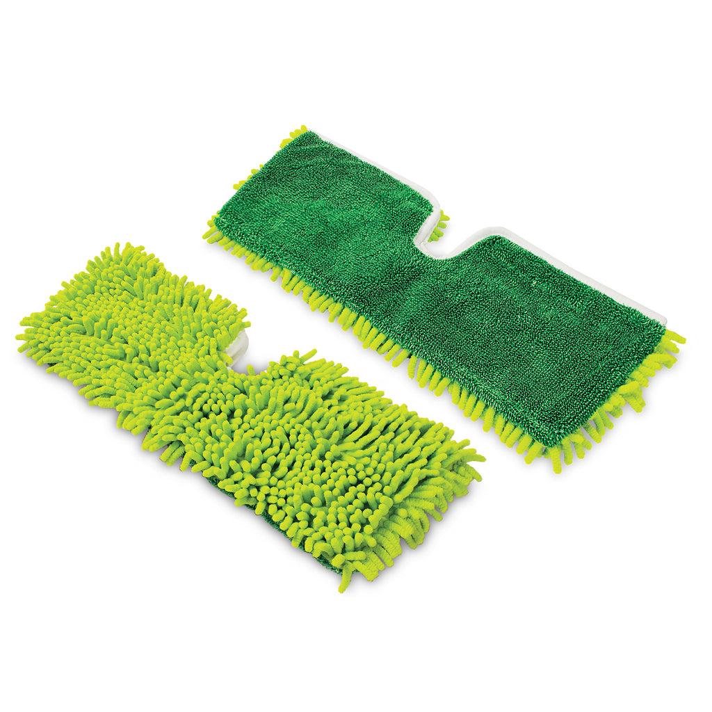 "18""  2-Sided Microfiber Mop Refill"
