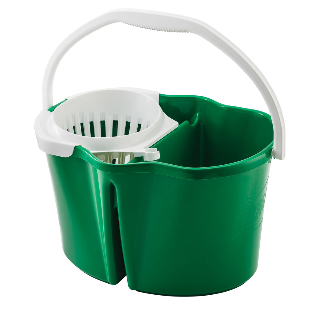 4 Gallon Clean & Rinse Bucket with Wringer