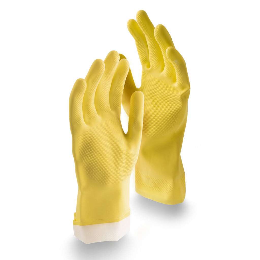 All-Purpose Reusable Latex Gloves - Small