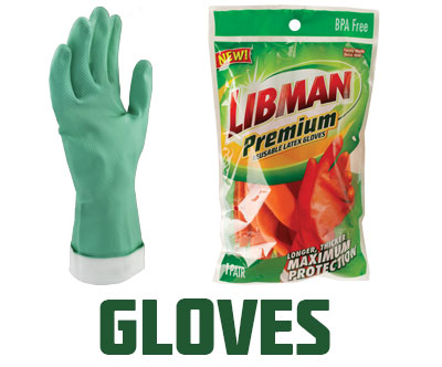 SAVE When you purchase Libman Racing Hat & Shirt Combos