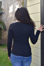 Basic Long-Sleeve (Black)