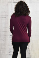 """Knot"" Your Ordinary Top - Long Sleeve"