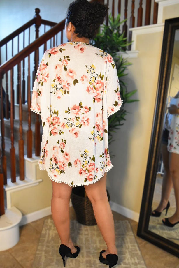 The One and Only - Floral Kimono