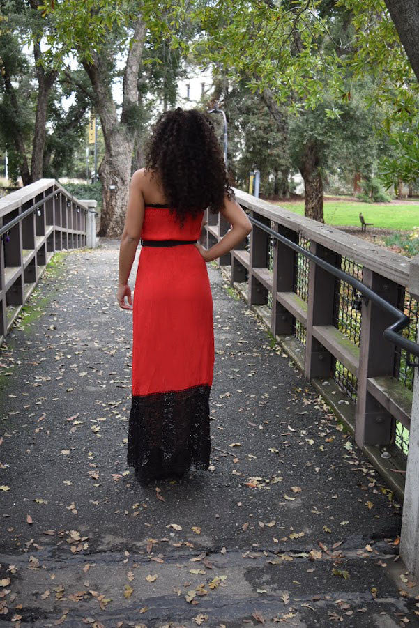 Endless Passion - Maxi-Dress