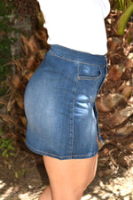 Fashion Declaration - Denim Skirt