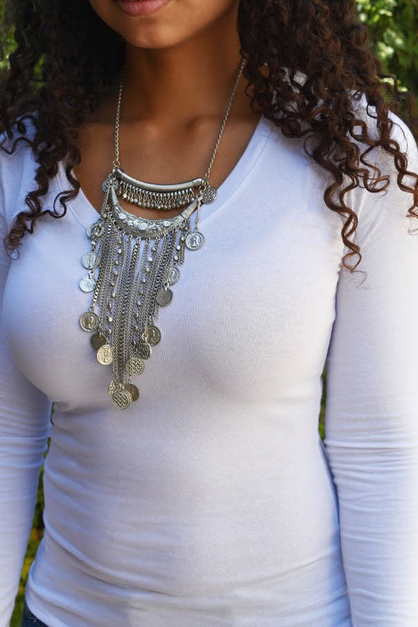 Just a Statement Necklace