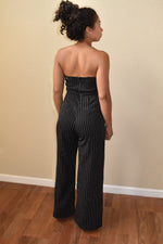 Mysterious One - Wide Leg Jumpsuit