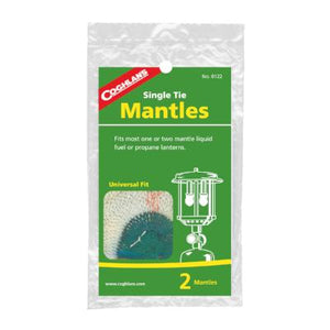 Single Tie Mantles