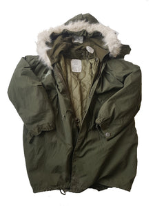 US Fishtail Parka