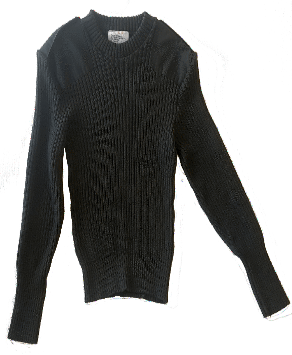 Canadian Wool Combat Sweater