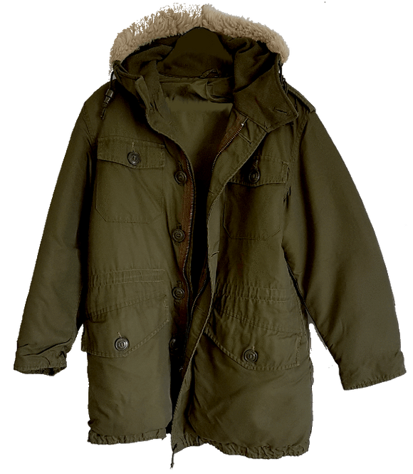 Canadian Wool Parka
