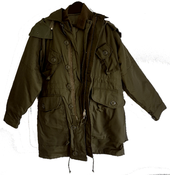 Canadian Extreme Cold Weather 3pc Parka