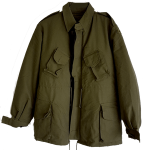 Canadian Combat Jacket