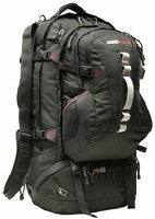 Obusforme Trip 65L + 25L Travel Pack
