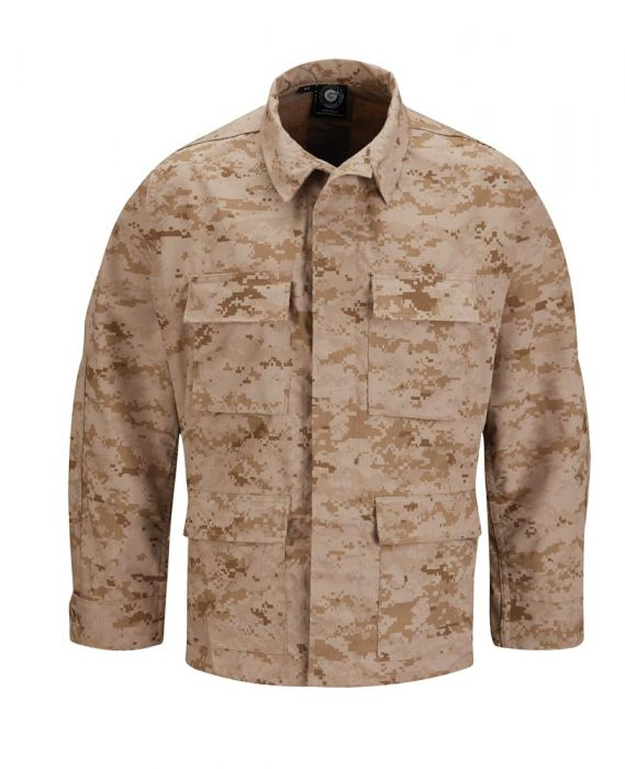 BDU Jacket Desert Digital